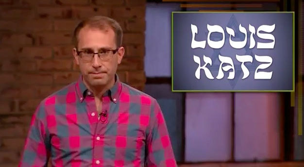 "Louis Katz on ""Totally Biased"": A new kind of Jew for Yom Kippur"