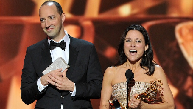 Primetime Emmy winners for Comedy 2013