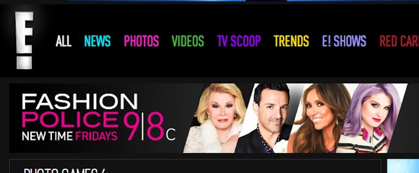 "Joan Rivers settles WGA beef, but E!'s ""Fashion Police"" writers remain on strike"