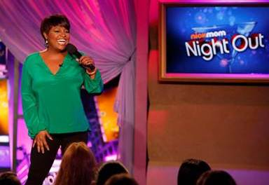 Sherri Shepherd hosts season two of NickMom Night Out stand-up showcases