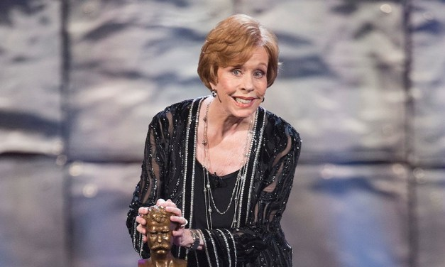 Watch Carol Burnett win the Mark Twain Prize for American Humor on PBS