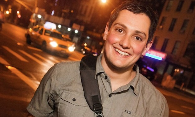 Meet Me In New York: Joe Machi