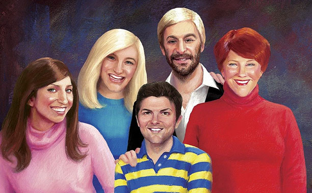 "Too Close For Comfort: Adam Scott's ""Greatest Event in TV History"" tribute for Adult Swim"