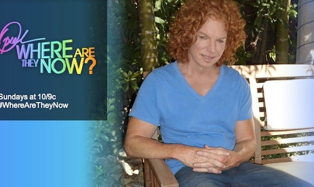 """Where Are They Now?"" Oprah asks: Carrot Top hasn't gone anywhere, still headlining Las Vegas"