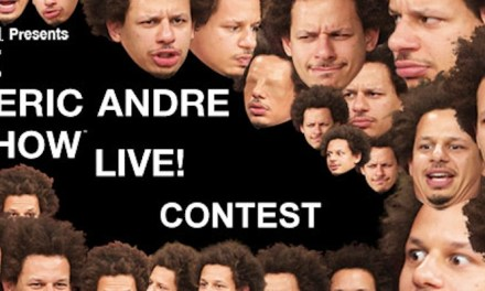 The Eric Andre Show is going back on tour, and you could win a prize!