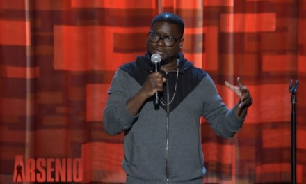 Lil Rel on The Arsenio Hall Show