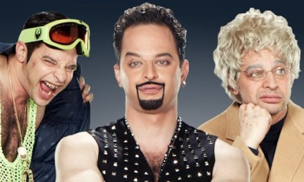 Nick Kroll teases Season Two of Kroll Show on Comedy Central