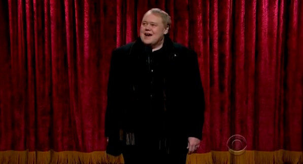 Louie Anderson on Late Late Show with Craig Ferguson