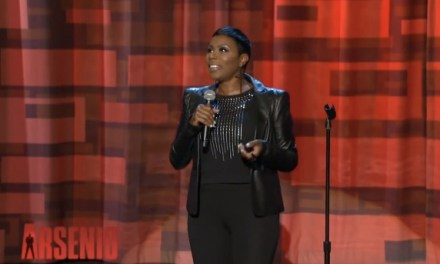 Sommore on The Arsenio Hall Show