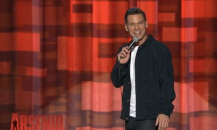 Theo Von on The Arsenio Hall Show