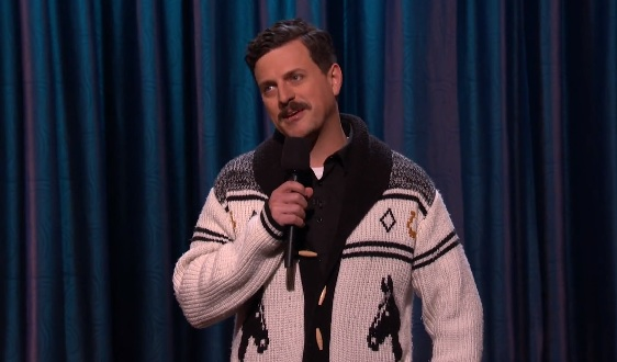Chris Fairbanks on Conan