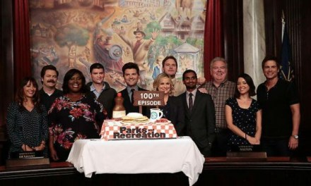 NBC's Parks and Recreation celebrates 100 episodes
