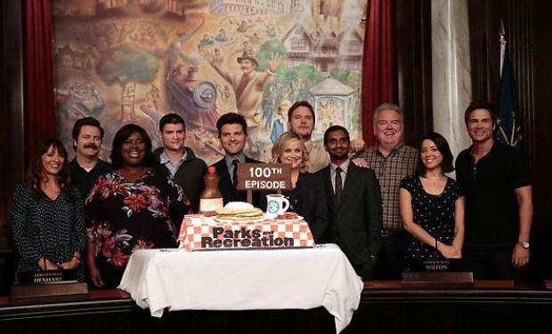 NBC's Parks and Recreation celebrates 100 episodes