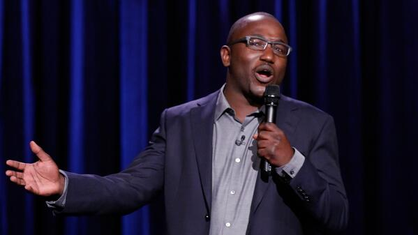 Hannibal Buress on The Tonight Show Starring Jimmy Fallon