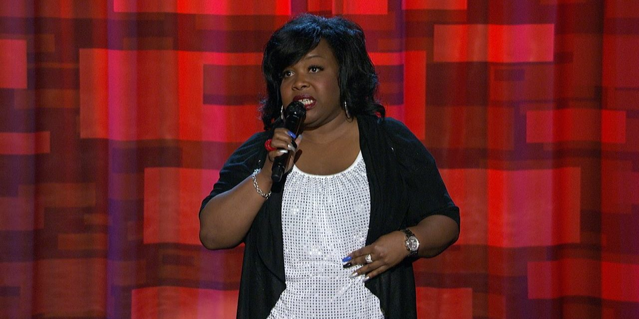 Jackie Fabulous on The Arsenio Hall Show