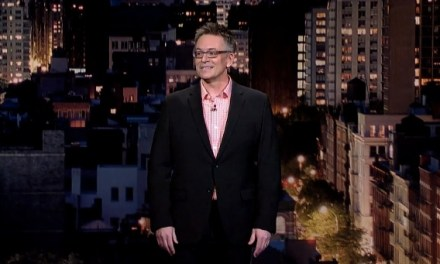 Jeff Caldwell on Late Show with David Letterman
