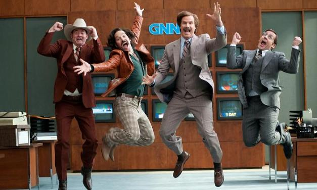 "Anchorman 2, Take Two: Same plot, all new jokes in ""Super-Sized Rated-R Version"" re-release"