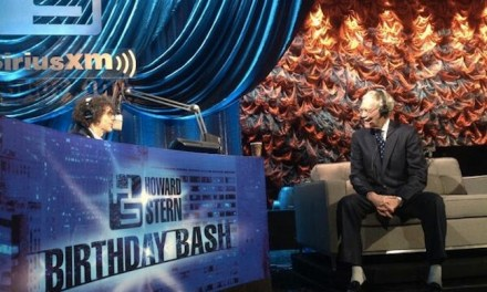 Howard Stern's 60th Birthday Bash yielded many gifts, most precious of all? Perhaps this David Letterman interview