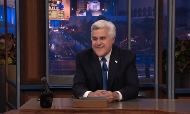 Jay Leno's final farewell from NBC's The Tonight Show