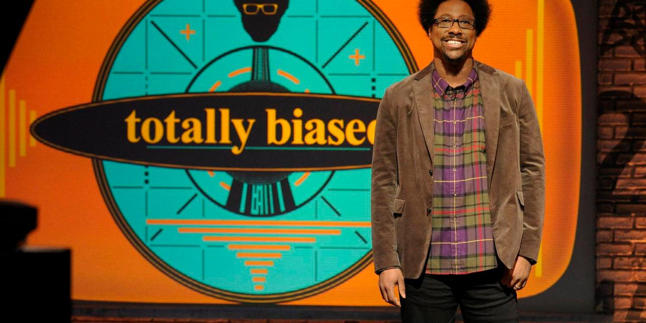 """Oh, Everything!"" W. Kamau Bell hits the road for solo stand-up comedy tour in 2014"