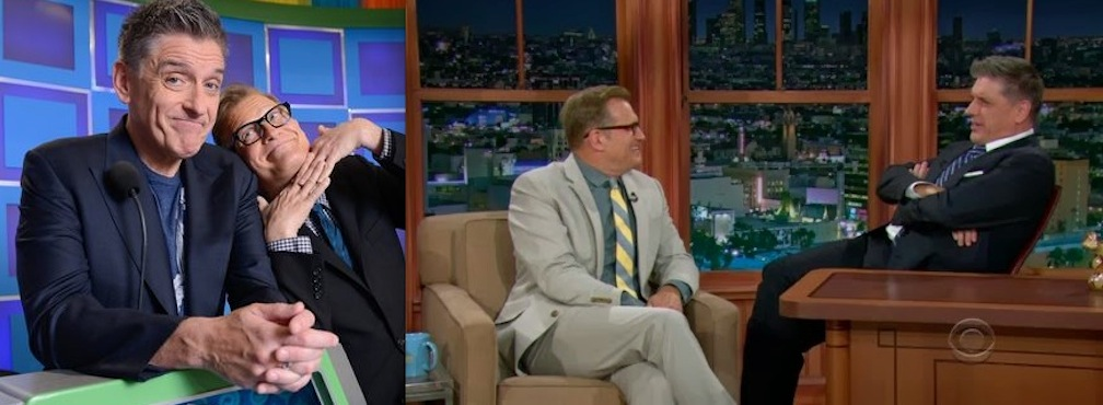 No foolin': April 1 job swap highlights busy spring for Drew Carey, Craig Ferguson in all hours of TV