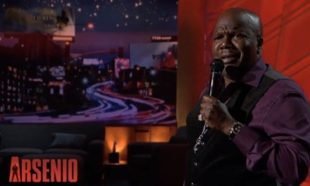 Earthquake on The Arsenio Hall Show
