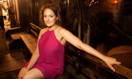 Meet Me In New York: Jacqueline Novak