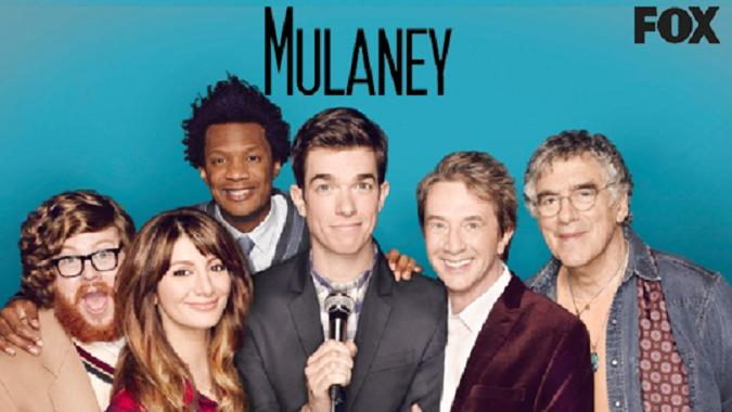 "John Mulaney offers first glimpse of FOX's ""Mulaney"" on Late Night with Seth Meyers"
