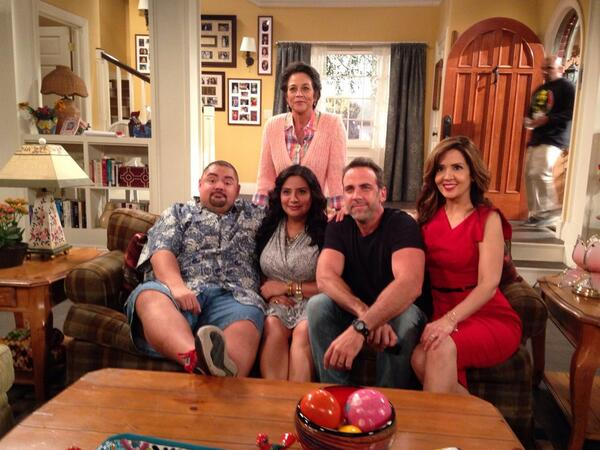 "Cinderella Story or DIY Success? Either way, here's your first look at ""Cristela,"" coming to ABC on Fridays in Fall 2014"
