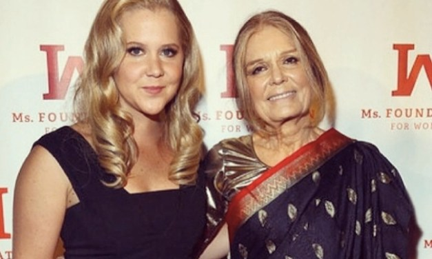 Amy Schumer's monologue for Gloria Steinem's 80th birthday, at the 2014 Gloria Awards