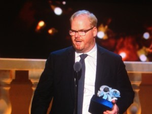 JimGaffigan_AmericanComedyAwards_2014
