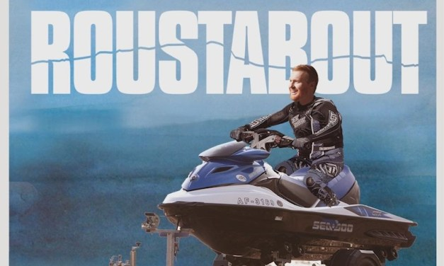 Kurt Braunohler's Roustabout Jet-Ski Stunt From Chicago to New Orleans, For Goats