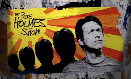 A message from Pete Holmes on the cancellation of The Pete Holmes Show on TBS