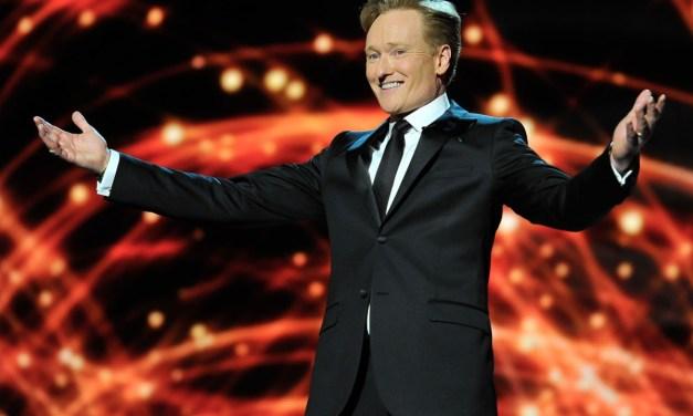 """TBS renews """"Conan"""" through 2018"""