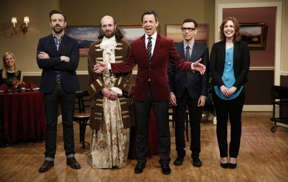 "Late Night with Seth Meyers presents (SNL) Second Chance Theatre: ""Jennjamin Franklin"""