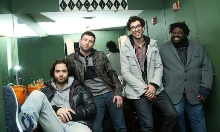 """Bill Lawrence on seeking out a friendly group of stand-up comedians to star in NBC's """"Undateable"""""""