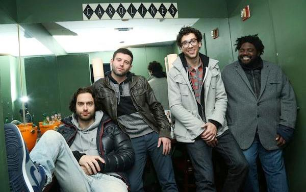 "Bill Lawrence on seeking out a friendly group of stand-up comedians to star in NBC's ""Undateable"""