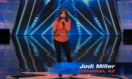 Jodi Miller's audition for America's Got Talent 2014