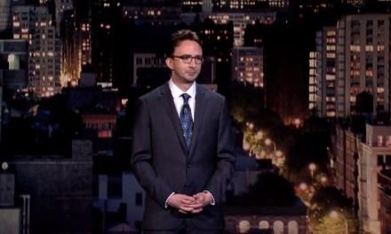 Joe List on Late Show with David Letterman