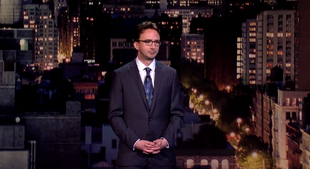 Joe List on Late Show with David Letterman