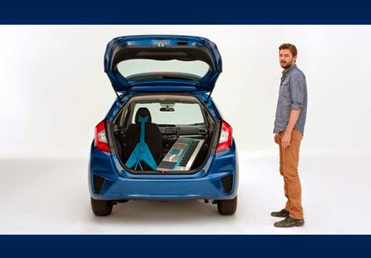 Nick Thune and Felipe Esparza, for Honda Fit