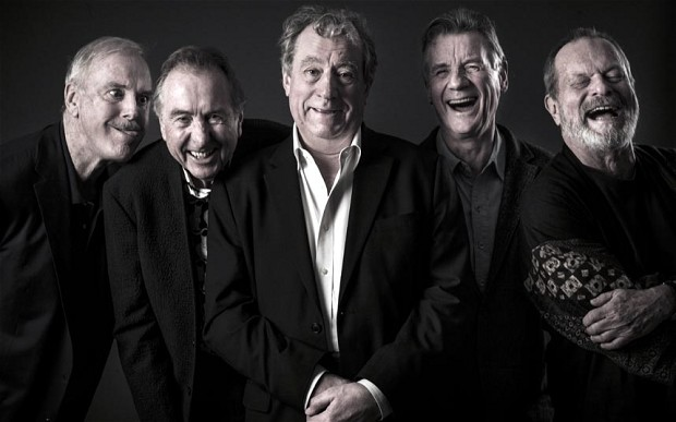 Monty Python's Live reunion finale in a cinema near you, or perhaps Sundance TV