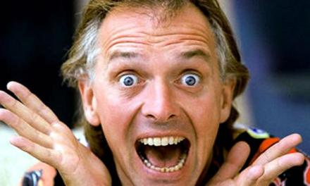 "R.I.P. Richard Michael ""Rik"" Mayall (1958-2014)"