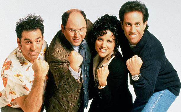 TBS celebrates #Seinfeld25 this week with special broadcasts, new clip-sized clips!