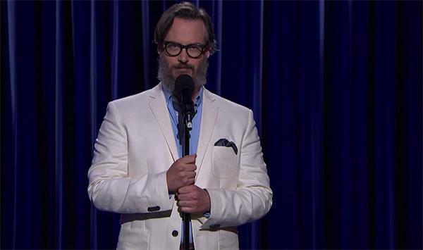 Ben Kronberg on Late Night with Seth Meyers