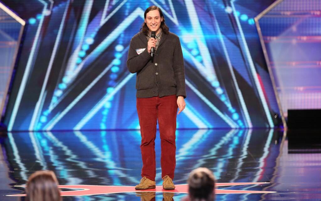 Watch Darik Santos audition for America's Got Talent 2014