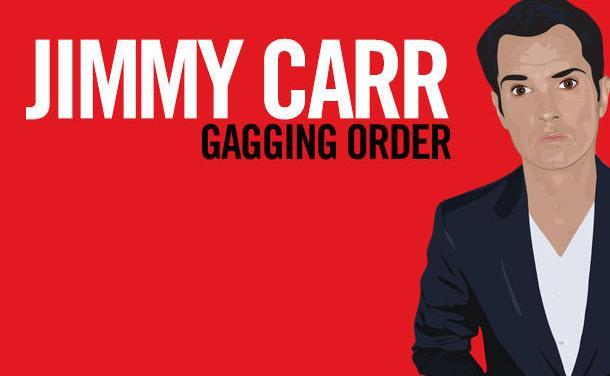 Jimmy Carr: Gagging Order, at #JFLMTL 2014