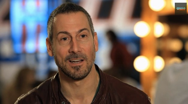Joe Matarese's audition for America's Got Talent 2014
