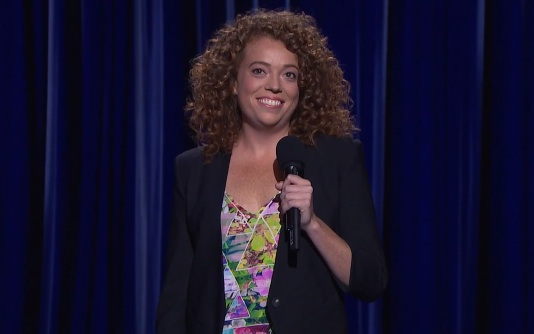 Michelle Wolf's stand-up debut on Late Night with Seth Meyers