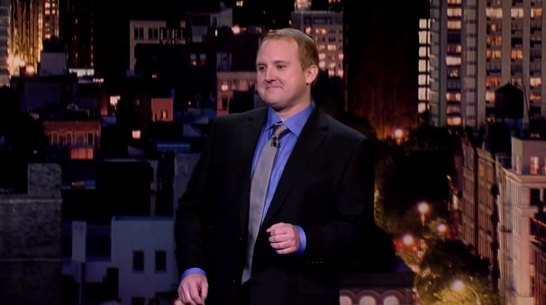Paul Morrissey on Late Show with David Letterman